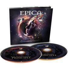 EPICA The Holographic Principle 2CD-Digi NIGHTWISH/WITHIN TEMPTATION/SIRENIA NEW