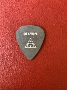 DIE KRUPPS vintage Guitar Pick Lee Altus 90s Exodus Heavy Metal RARE collectors