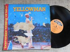 Yellowman ‎– Live At Reggae Sunsplash Etichetta: Vista Sounds ‎– VSLP 8903 - LP