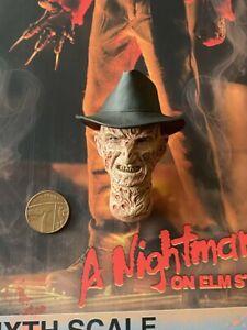 Sideshow Nightmare on Elm Street Freddy Krueger Head Sculpt loose 1/6th scale