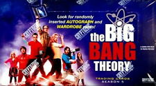2013 Cryptozoic Big Bang Theory Season 5 Factory Sealed Trading Cards Hobby Box