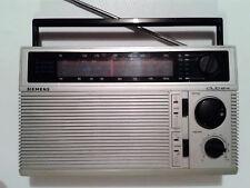 Radio SIEMENS Club 614 RK  del 1982