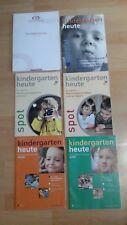 6 Zeitschriften Kindergarten heute Zeitschrift für Erziehung Trauerbegleitung
