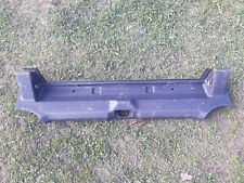 4640678 SAAB 900 Rear Bezel Panel Trunk Liner