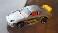 Hot Wheels Porsche 911 GT3 Cup von 1998 silber