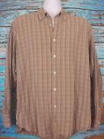 Lot of 2 Tommy Bahama Mens Shirts 1 Long Sleeve + 1 Short Sleeve Size Medium