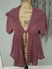 Anthropologie moth cardigan sweater size S/M