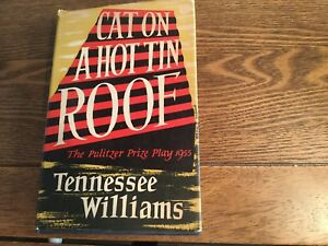 Cat On A Hot Tin Roof  Hcdj 1956