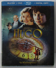 Hugo Blu-ray / DVD 2-Disc Set with Slipcover - great condition! Martin Scorsese