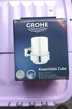 Grohe Glass and holder