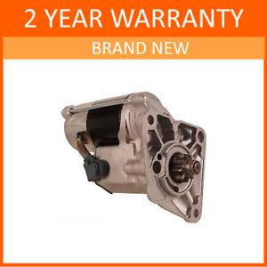 Starter Motor LAND ROVER DEFENDER & DISCOVERY TD5 2.5 1998-2006 NAD101240 2.0kW