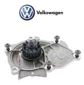 For Volkswagen Beetle Golf GTI Jetta Passat Motor Engine Water Pump Genuine