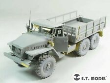 ET Model E35194 1/35 Russian URAL-4320 Truck Detail Up Set for Trumpeter 01012