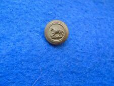UNKNOWN ANCIENT HUNT, LIVERY, FAMILY CREST? BUTTON, DEPICTS A DOG