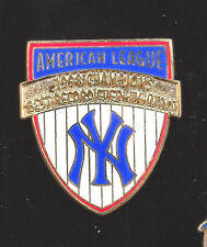 New York Yankee 1998 Pin Commemorating Most Wins 114 Ever in a Season