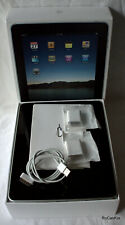 OVP! Apple iPad 1.Generation 64GB 3G Wi-Fi Ohne Simlock Model A1337