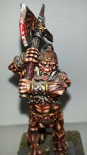 Drachenoger Warhammer Fantasy super bemalt, well painted Dragon Ogre