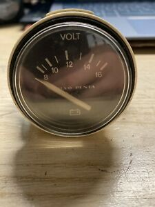 Volvo Penta Battery 12 Volt-Meter 873199