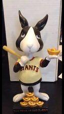 Rare 2011 San Francisco SF Giants Chinese Heritage Rabbit Bobblehead SGA