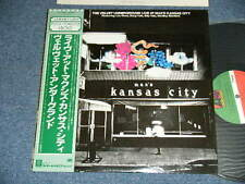 VELVET UNDERGROUND LOU REED Japan 1979 NM LP+Obi LIVE AT MAX'S KANSAS CITY