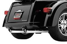 Cobra Exhaust Tri-Glide Slip-On Chrome 01 63-24 01-23 03-28567 630024