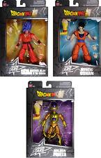 Dragon Stars Series 6 Set ~ SSGSS Kaioken X 10 Goku, Gohan, Golden (Gold) Frieza