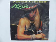 POISON Every rose has its thorn 2033597 Pressage France