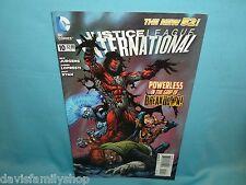 Justice League International #10 New 52 Comic Comics Fine Condition
