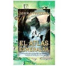 El atlas esmeralda: Los libros del comienzo (1) (Spanish Edition)-ExLibrary