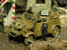 "Forces Of Valor ""Retired""  WWII German Kubelwagen Type 82 - Normandy 1944"