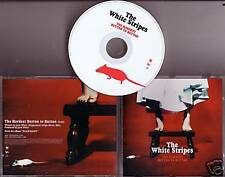 "The White Stripes ""The Hardest Button..."" 1 TRACK PROMO"