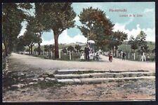 Año 1905. Postal Ponferrada. (León). Nº 5683. Campo de la Cruz. Animada.