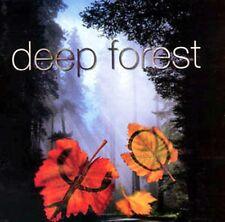 DEEP FOREST BOHEME World music Etno-elettronica Peter Gabriel CD 1995 Sony Music