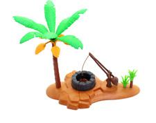 Playmobil Palme Dattelpalme Wasserstelle Oase Brunnen Beduinen Wüste Römer