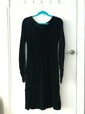 Noir à manches longues Cop 'copine robe, taille L, FR 42, taille 3