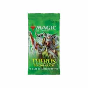 Theros Beyond Death Collector Booster Pack - Magic: The Gathering MTG