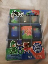 P. J. Mask finders keepers Candy and Mystery Suprise in Collectors Case
