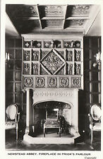 Fireplace In Prior's Parlour, Newstead Abbey, Nr MANSFIELD, Nottinghamshire RP