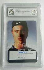 2000 Nike Lleyton Hewitt Card Graded Mint