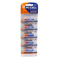 5PCS PKCELL A23 Battery 12V 23A Replace A23 MN21 23GA MN21 23AE VR22 L1028