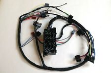 1969-1972 Chevy Pick Up Truck Under Dash Wiring Harness with Warning Lights
