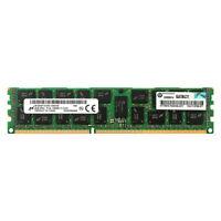 HP Genuine 8GB 2Rx4 PC3L-12800R DDR3 1600MHz 1.35V ECC REG RDIMM Memory RAM 1x8G