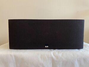 B&W Bowers & Wilkins HTM62 Centre Speaker Black