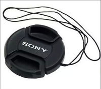 2 PCS New  40.5mm  Lens Cap for Sony