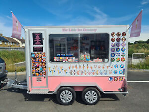 Mobile Ice Cream Business For Sale