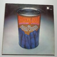 Chicken Shack - 40 Blue Fingers Freshly - Vinyl LP Very Rare UK 1st Press EX+