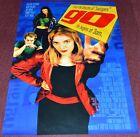 Внешний вид - GO 1999 ORIGINAL DS 27x40 ONE SHEET MOVIE POSTER! KATIE HOLMES CRIME COMEDY!