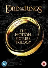 Lord Of The Rings Motion Picture Trilogy - DVD Box Set - New & Sealed Condition