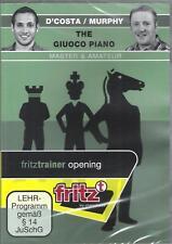 ChessBase: D'Costa, Murphy - The Giuoco Piano / Italienisch - NEU  /  OVP