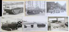PANZER TANK CHAR MILITARIA 6 PHOTOS